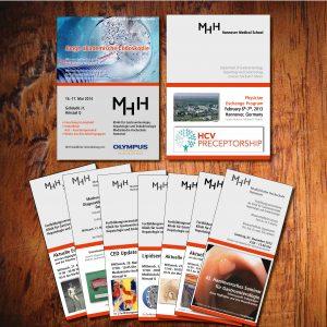 Faltblatt DIN A5 / DIN lang Corporate Design