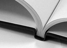 Hardcover-Bindung von Leitz in drei Farben
